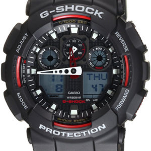 Casio The G/G-SHOCK GA-100-1A4ER