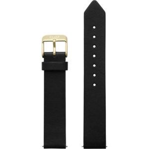Cluse Řemínek La Roche Petite Black/Gold CLS412