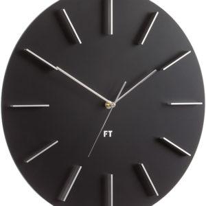 Future Time Round Black FT2010BK
