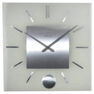 Nextime Stripe Pendulum Square 3146