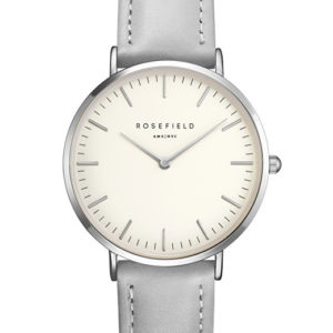 Rosefield THE BOWERY White Grey Silver