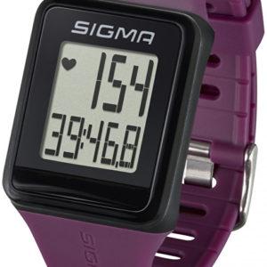 Sigma Pulsmetr iD.GO fialový 24510 - SLEVA