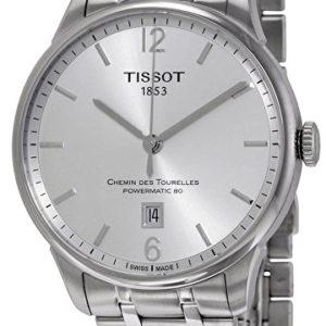 Tissot T-Classic ChemindesTourelles Powermatic 80 T099.407.11.037.00
