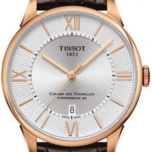Tissot T-Classic Chemin des Tourelles Powermatic 80 T0994073603800