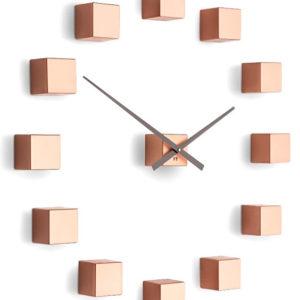 Future Time Nalepovací hodiny Cubic Copper FT3000CO