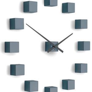 Future Time Nalepovací hodiny Cubic Grey FT3000GY