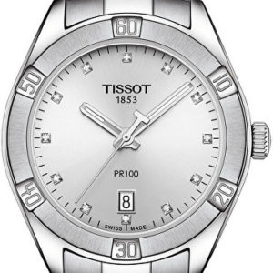 Tissot PR 100 SPORT CHIC LADY 2018 T101.910.11.036.00