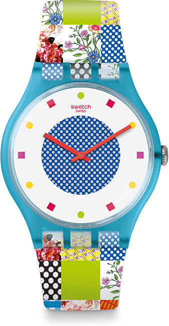 Swatch Quilted Time SUOS108