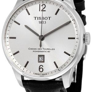 Tissot T-Classic ChemindesTourelles Powermatic 80 T099.407.16.037.00
