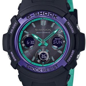 Casio The G/G-SHOCK AWG-M100SBL-1AER (445)