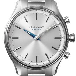 Kronaby Vodotěsné Connected watch Sekel S0556/1