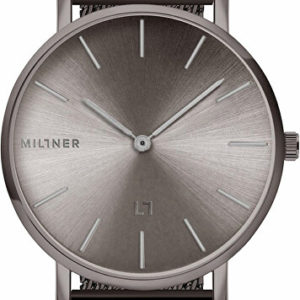 Millner MayfairS Graphite 36 mm