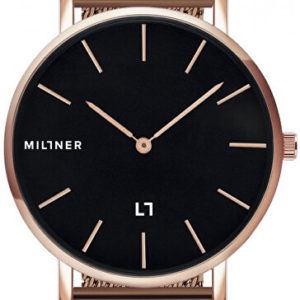 Millner Mayfair S Rose Black 36 mm