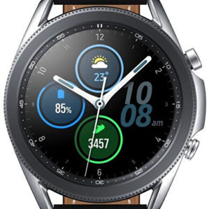 Samsung Galaxy Watch 3 45 mm SM-R840NZSAEUE - stříbrné