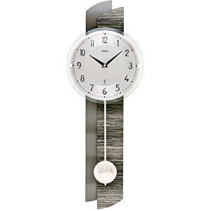 AMS Design Nástěnné kyvadlové hodiny 5323