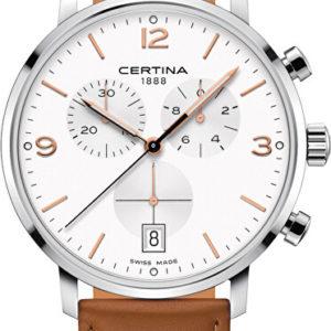 Certina DS CAIMANO GENT Chronograph C035.417.16.037.01