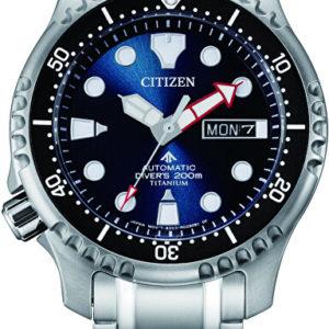Citizen Promaster Marine Automatic Diver`s Super Titanium NY0100-50ME
