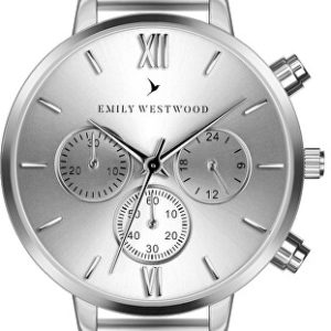 Emily Westwood Willie Silver Mesh ECP-2514