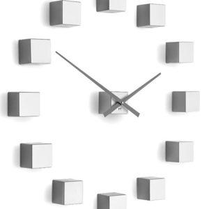 Future Time Nalepovací hodiny Cubic Silver FT3000SI