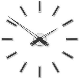 Future Time Nalepovací hodiny Modular Black FT9600BK