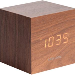 Karlsson Designový LED budík - hodiny KA5655DW
