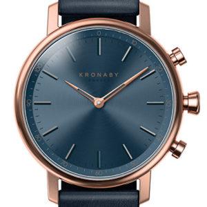 Kronaby Vodotěsné Connected watch Carat S0669/1