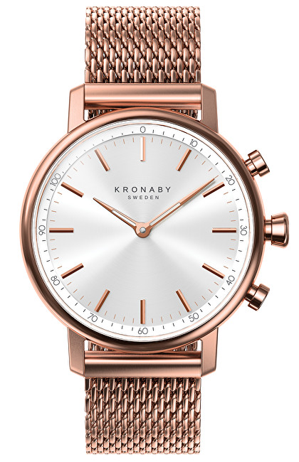 Kronaby Vodotěsné Connected watch Carat S1400/1