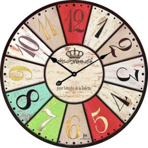 Lowell Nástěnné hodiny 14850