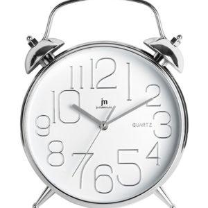 Lowell Nástěnné hodiny ve tvaru budíku 00815B