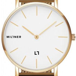 Millner Mayfair Gold 39 mm