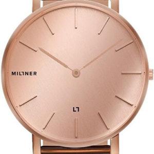 Millner Mayfair Pink 39 mm