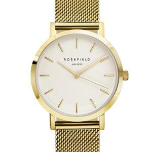 Rosefield THE MERCER White Gold