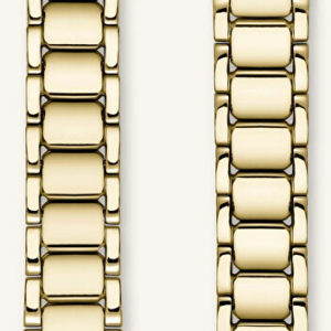 Rosefield The Tribeca Gold Strap TWSG-S227