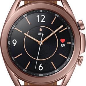 Samsung Galaxy Watch 3 41 mm SM-R850NZDAEUE - bronzové
