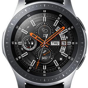 Samsung Galaxy Watch 46 mm stříbrné
