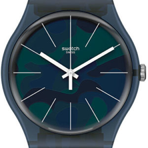 Swatch Essentials Camouclouds SUON140