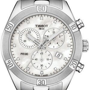 Tissot T-Classic PR 100 Sport Chic T101.917.11.116.00 s diamanty