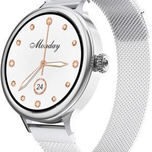 Wotchi Smartwatch W40S - Silver - SLEVA I