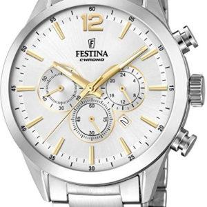 Festina Timeless Chronograph 20343/1