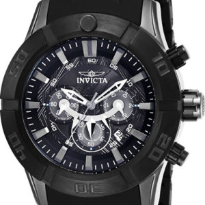 Invicta Marvel Men Quartz Chronograph Black Panther Limited Edition 26749