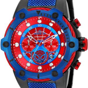 Invicta Marvel Spiderman Men Chronograph Quartz 25782
