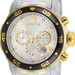 Invicta Pro Diver Scuba Quartz 80040