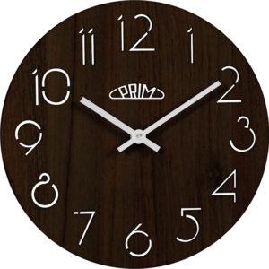 Prim Nástěnné hodiny Natural 52 E01P.3942.52