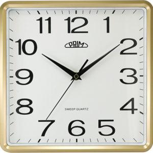 Prim Nástěnné hodiny Square 20 E01P.4053.8000