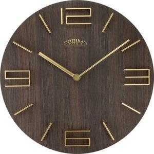 Prim Nástěnné hodiny Timber Breezy II E01P.4083.54