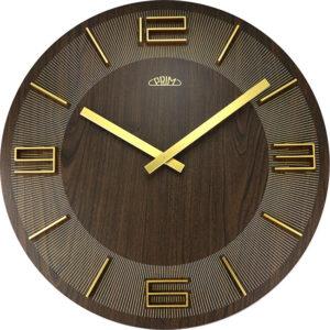 Prim Nástěnné hodiny Timber Unique I E01P.4082.52