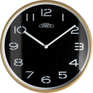 Prim Nástěnné hodiny Woody E01P.4048.5390